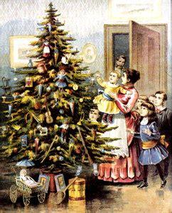 die geschichte des weihnachtsbaums christbaum historisch