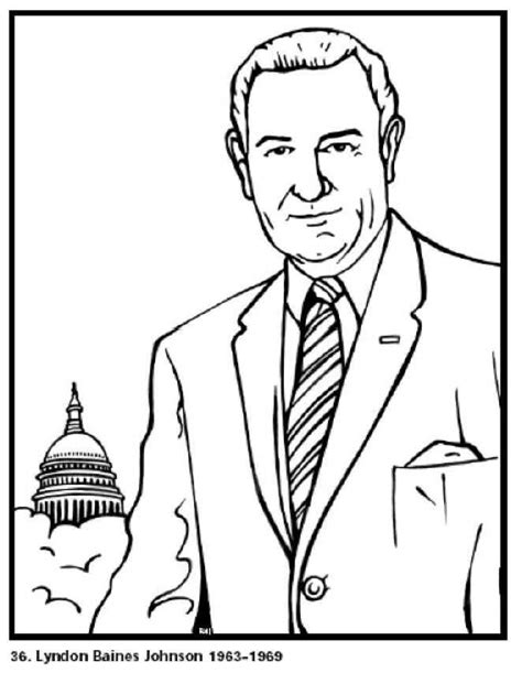 Jfk Pages Coloring Pages Template Jfk