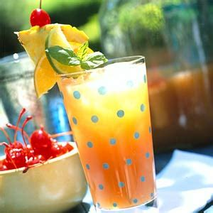 Planters Punch For A Crowd by Best Drinks For The Tybee Island