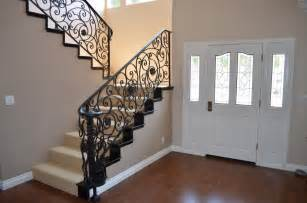 Iron Stairs Design Interior Swirly Wrought Iron Staircase Design Decorative Staircase As Dramatic Accent