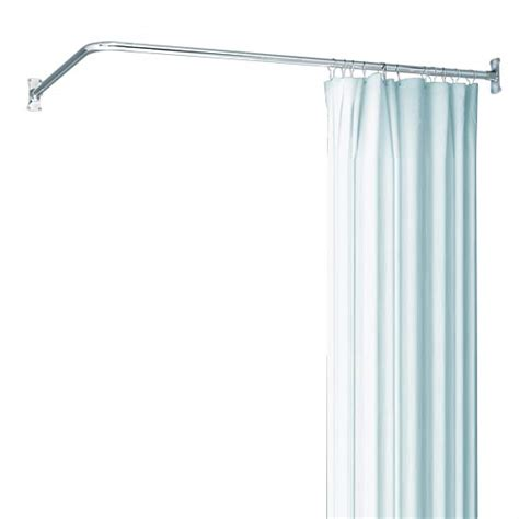 L Shaped Shower Rod by L Shaped Shower Rod Package The Loo Store