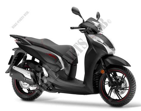 shah honda motorcycle sh   abs standard   united kingdom honda motorcycles atvs