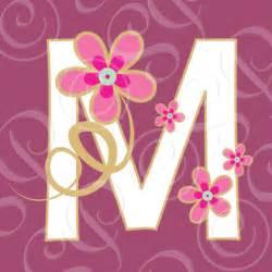 decorative floral alphabet style