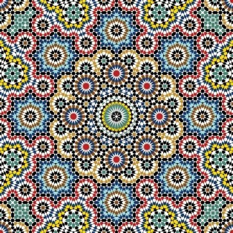 moroccan tile pattern geometric print pinterest traditional morocco pattern stock photo all things