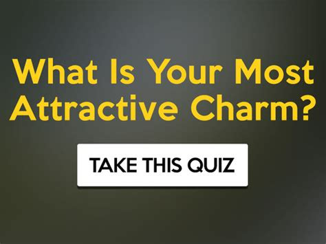what is your most attractive charm playbuzz