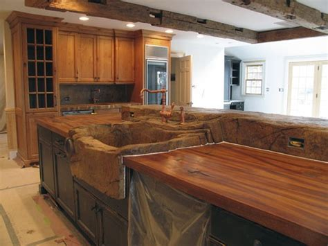 Wood Look Countertops by Wood Look Concrete Countertops Products I