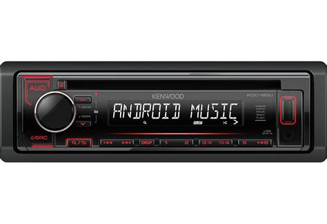 Kenwood Cd Mp3 Usb kenwood kdc 120ur cd mp3 usb android steuerung autoradio