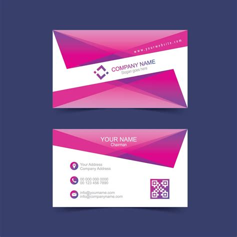 Business Cards And Flyers Templates by Modern Visiting Card Design Free Wisxi
