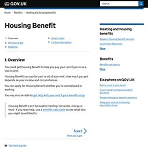 housing benefit trust pearltrees