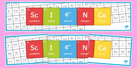 periodic table science book science periodic table display science periodic