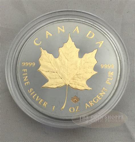 1 Oz 2015 Canadian Maple Leaf Silver Coin - maple leaf 2015 1 oz canadian silver maple leaf coin