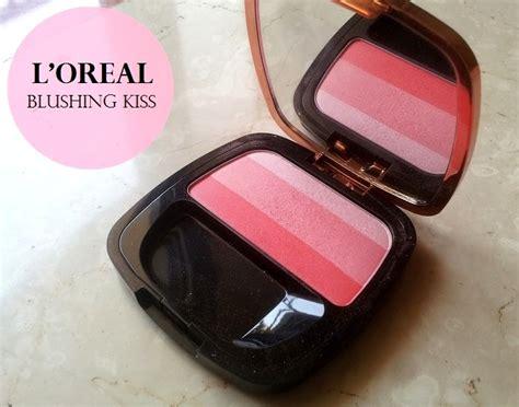 Loreal Lucent Blush Pemerah Pipi Blush On 3 in 1 blush palette loreal lucent magique blush 4 5g rosy healthy glow