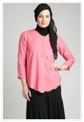 Setelan Elephan Bw Atasan Celana contoh foto baju muslim modern terbaru 2016 desain baju