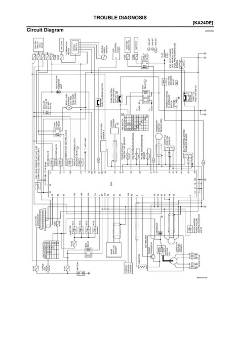 nissan vg33 wiring diagram wiring diagram with description