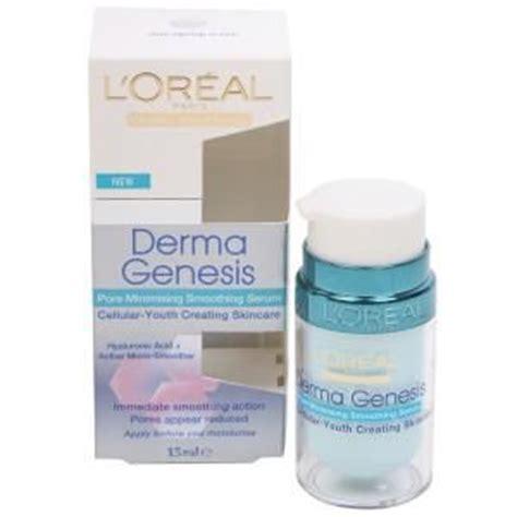 Harga L Oreal Derma Genesis l oreal derma genesis pore minimizing serum reviews photo