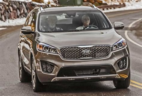 Where Is Kia Built Kia Sorento