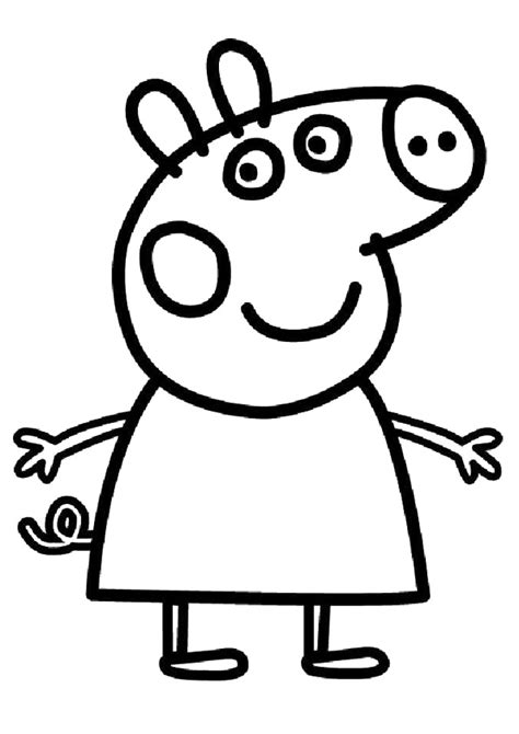 peppa pig valentines coloring page peppa pig color pages peppa pig coloring pages peppa pig