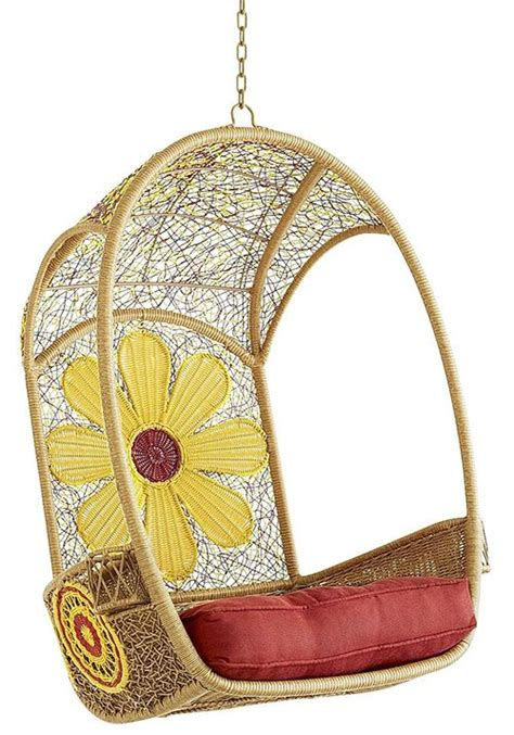 swingasan hanging chair daisy swingasan hanging chair by pier 1 imports hanging