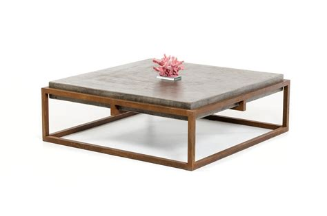 Coffee Table: Astonishing Concrete Coffee Table Idea Round