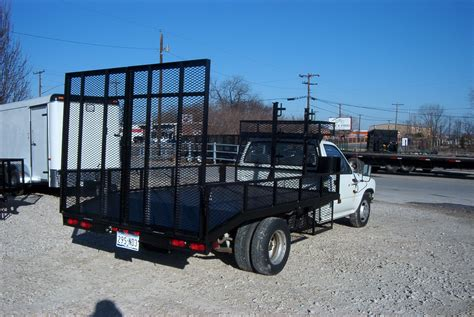 prime truck trailerfull size landscape bed