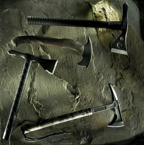 top tomahawks modern tomahawks counter clockwise from top sog s