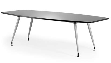 Black Boardroom Table Stylish Boardroom Table In High Gloss Black Finish