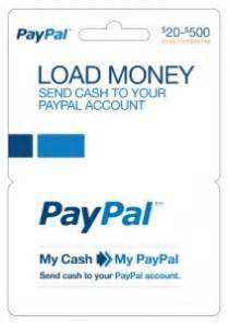 Win Instant Paypal Cash - paypal launches prepaid paypal my cash card allowing