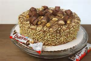 kinderbueno kuchen kinder bueno torte backen torten rezepte absolute
