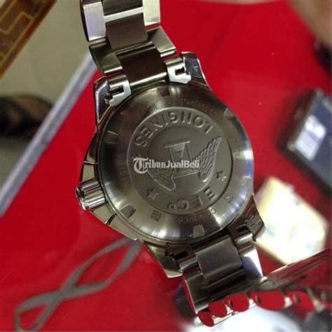 Harga Jam Tangan Merk Longines jam tangan pria istimewa merk longines efc conquet 100