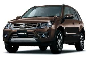 maruti new model car 2013 new maruti grand vitara 3 quarter front brown metallic