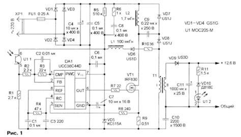 quantum design application notes обратноходовый каскадированный иип 220 12 6 вольт 0 5