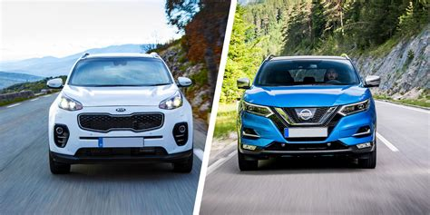 Kia Vs Nissan by Kia Sportage Vs Nissan Qashqai Which Is Best Carwow