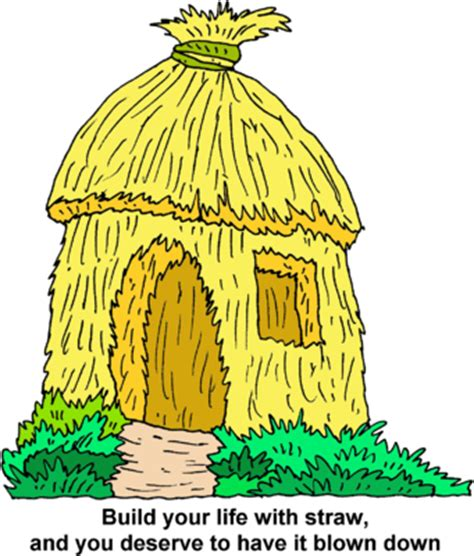 straw house image straw hut christart com