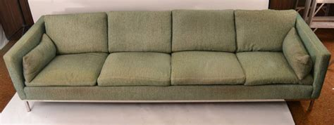 extra long sofas and couches extra long sofa by steelcase at 1stdibs