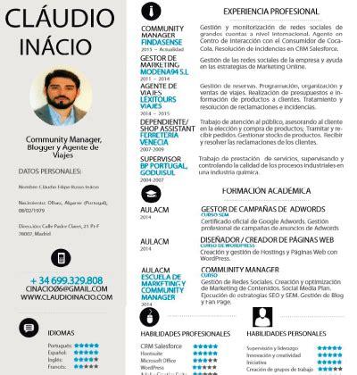 Modelo Nuevo Curriculum Vitae Gu 237 A De Como Hacer Un Curriculum Vitae Perfecto En 2016