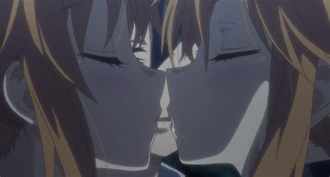 anime date a live kiss image kaguya and yuzuru kiss shido png date a live