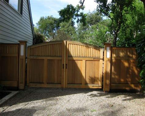 Driveway Gate Designs Wood Wooden Driveway Gates Design Ideas Pictures Remodel And
