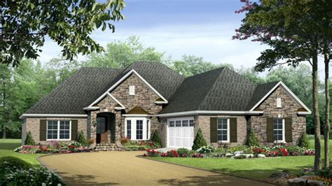 Best 1 Story House Plans by One Story House Plans Best One Story House Plans Pictures