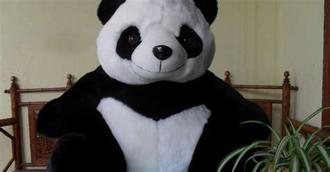 Boneka Panda ivanildosantos gambar boneka panda