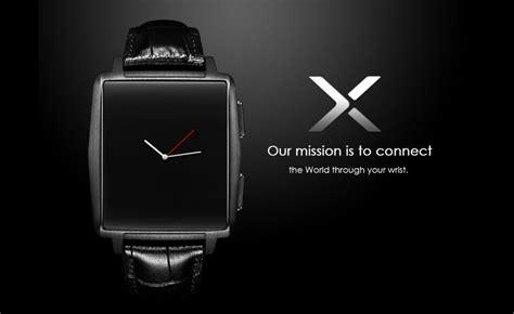 Smartwatch Omate X smartwatch omate x comme une pebble en moins cher