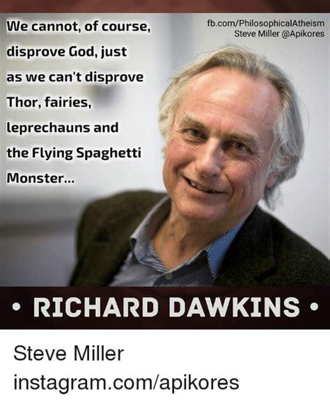 Richard Dawkins Meme - 25 best memes about flying spaghetti monster flying