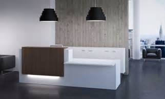 Modern Office Reception Desk Contemporary Reception Desk Design Aio Contemporary Styles