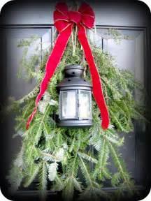 Budget christmas porch decorating ideas pinterest simple christmas