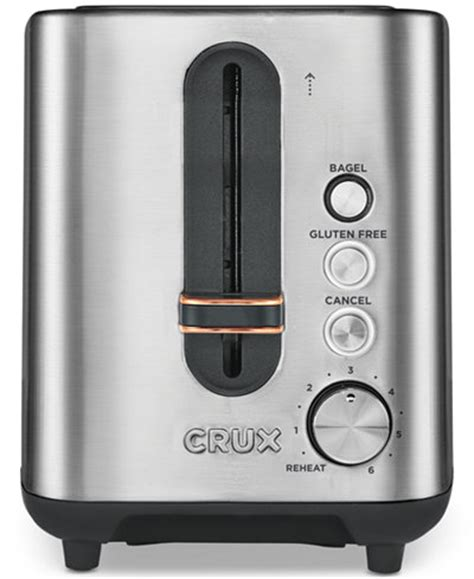 Calphalon Toaster 4 Slice Crux Crx14544 2 Slice Toaster Created For Macy S