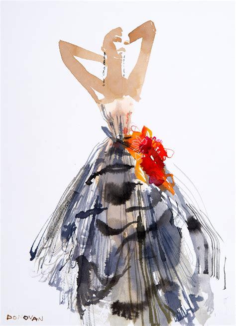 fashion illustration masterclass  bil donovan