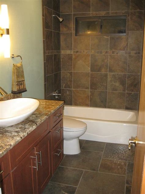 Slate Tile Bathroom Designs | slate floors floor ceramic tiles colors pictures