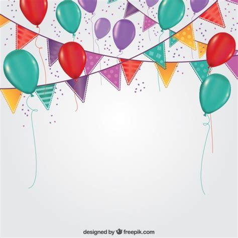imagenes vectores fiesta decoraci 243 n de fiesta descargar vectores gratis