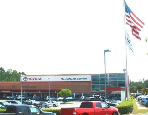 Toyota Mall Of Autonation Toyota Mall Of Buford Ga 30519 Car