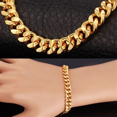 aliexpress buy gold bracelet for 18k st