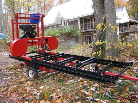 Sawmill Portable Bandsaw Mill Kit 36 Quot X 16 1 295 00